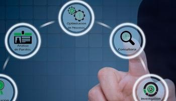 Selección de soluciones de consultoría
