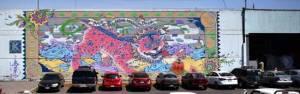 Mural Central de Abastos CDMX