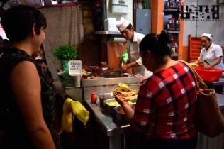 """Taquería """"La Guadalupana"""" Central de Abastos, CDMX"""