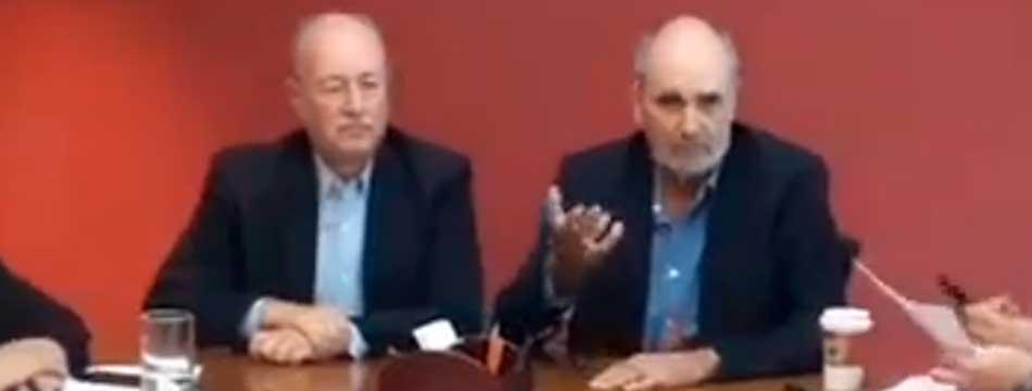 Eduardo Barroso Alarcón y Fernando Martí Brito