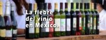 Sección La fiebre del vino en México