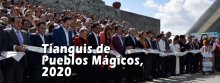 Encabezado: Tianguis de Pueblos Mágicos Hidalgo 2020