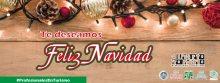 Encabezado AM Profesionales en Turismo: Feliz Navidad