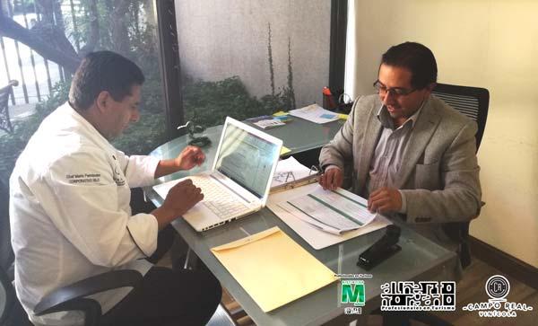 Evaluación de evidencias con Chef de Albuquerque