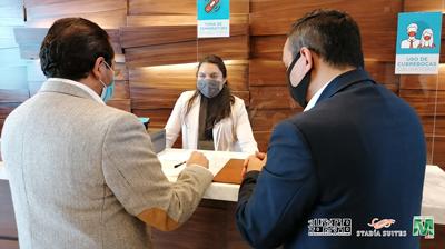 Evaluación de front desk