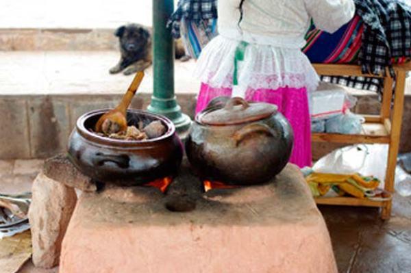 Turismo Gastronómico: Comida típica