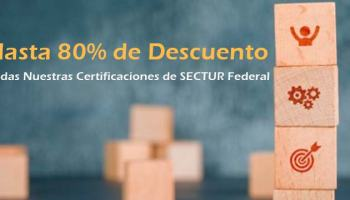 80 descuento en certificaciones